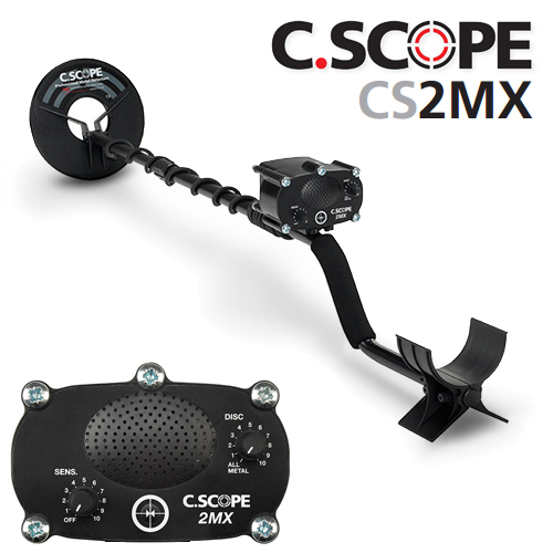 C-scope 2MX Metaaldetector