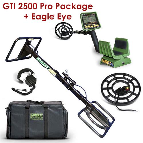 8ea7e5ec3f8 Diepzoeker Garrett GTI 2500 Pro Package met Eagle Eye