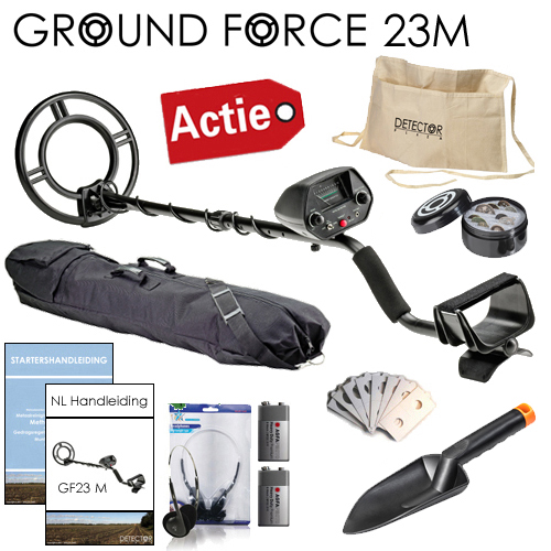 Ground Force 23M Actie