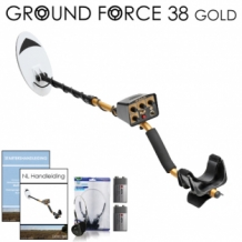 Ground Force 38 Gold Metaaldetector