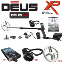 XP Deus Huis 22HF WS4 Wireless Metaaldetector