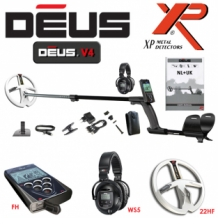 XP Deus Huis 22HF WS5 Wireless Metaaldetector