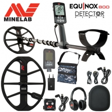 Minelab Equinox 800 DEEP PACK