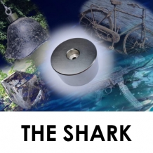 Magneet vissen The Shark